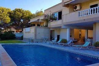 Villa la Zenia para 10-14 personas