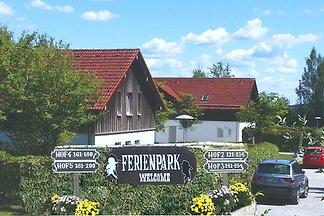 Ferienhaus neben Westernstadt