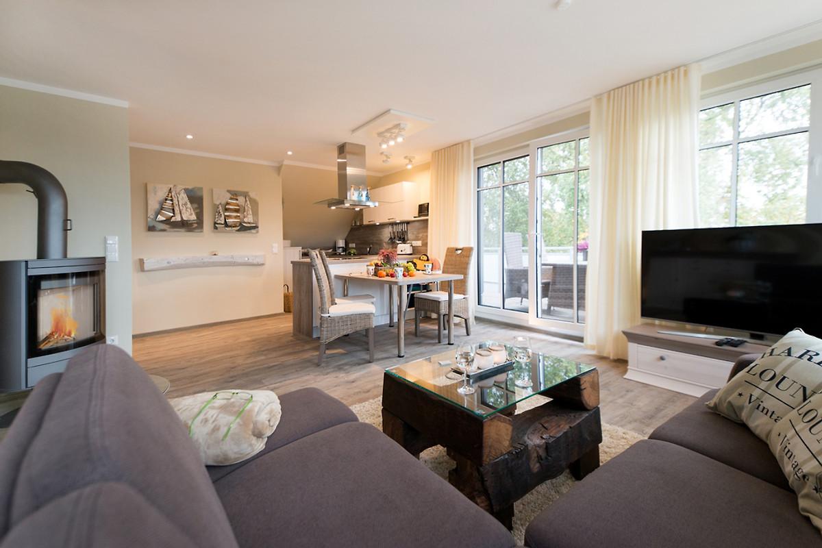 Ferienwohnung sonnendeck ferienwohnung in zingst mieten - Stylische bilder wohnzimmer ...