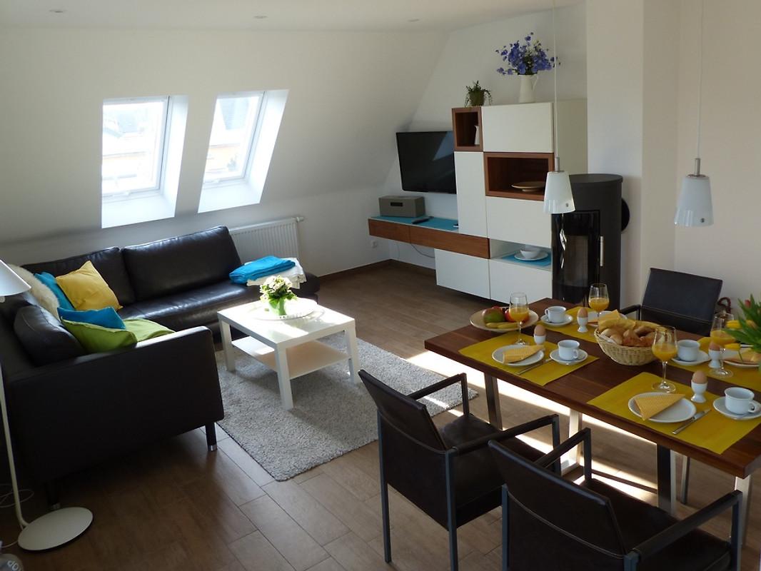 godehus 4 ferienwohnung in zingst mieten. Black Bedroom Furniture Sets. Home Design Ideas
