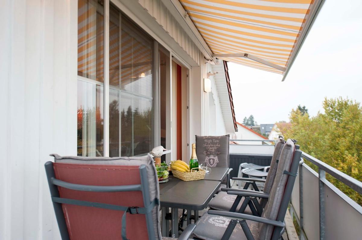 wohnung zum kranich ferienwohnung in zingst mieten With markise balkon mit sterne tapete die leuchtet
