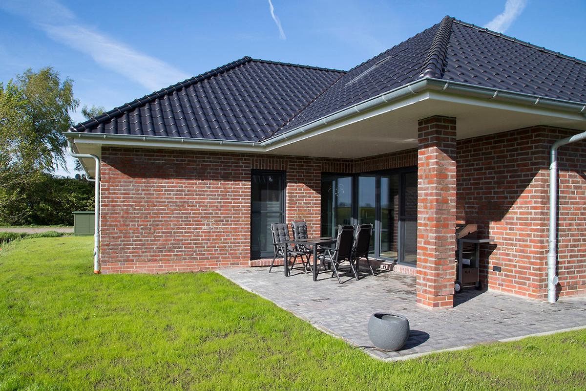 villa nordsee dike view ferienhaus in campen mieten. Black Bedroom Furniture Sets. Home Design Ideas