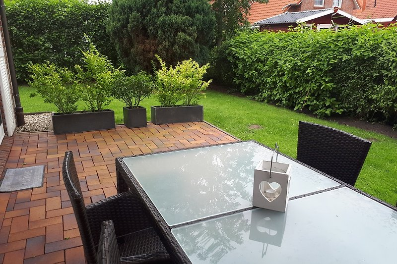 Gartenmöbel zum Entspannen und Grillen