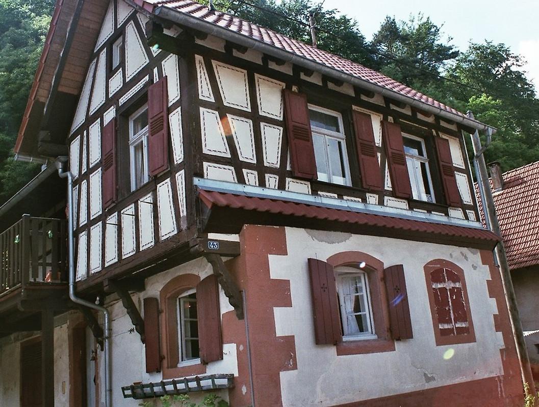Mein kleines haus im nordelsass ferienhaus in rothbach for Kleines haus mieten