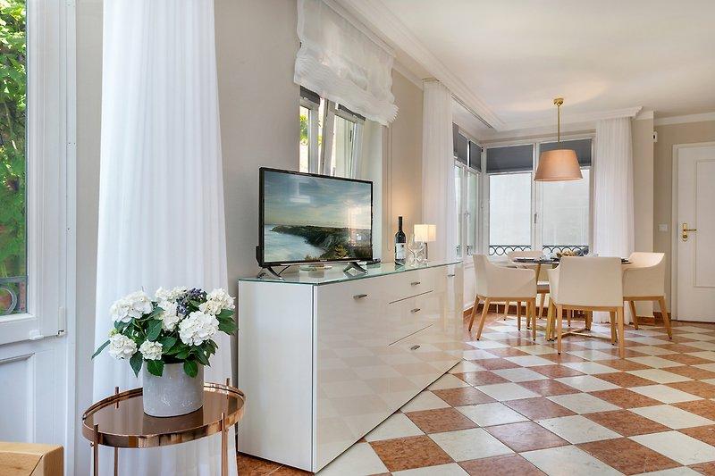 Herzlich willkommen in der Villa Quisisana!
