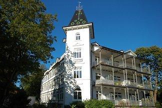 Villa Stranddistel, Fewo Sandburg