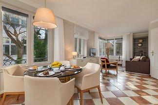 Sommerurlaub in der Villa Quisisana