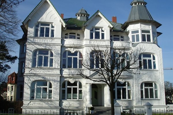Strandvilla Germania in Ahlbeck - immagine 1