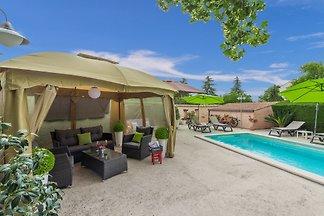 Ferienwohnung Rossi mit Pool