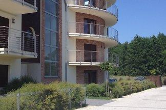 Sea appartementen met tuin