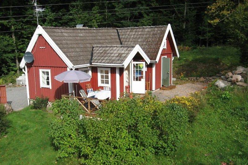 Ferienhaus Pyttebo im Norden von Skåne