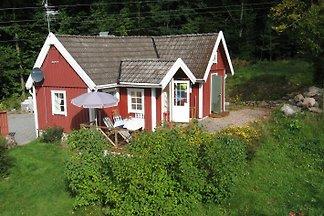 Ferienhaus Pyttebo in Åsljunga