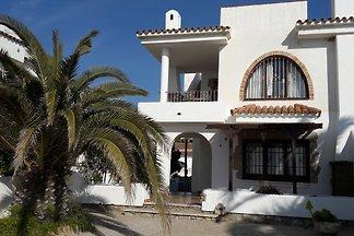 Casa Mistral  direkt am Strand