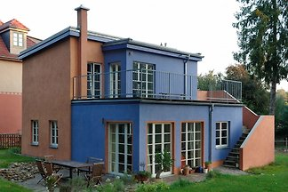 Ferienhaus am Ortsrand von Dagow