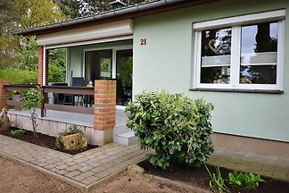 Bungalow am Plauer See - Nr. 21