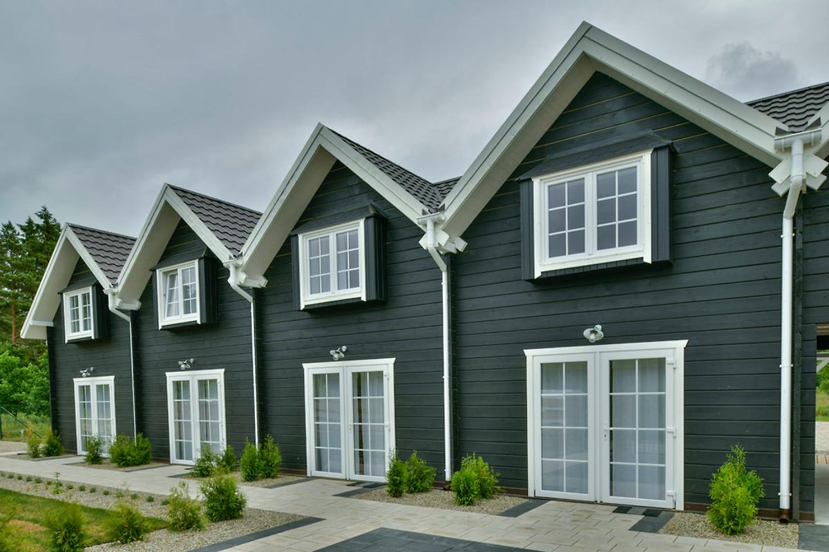bla marine komfortowe domki maison de vacances grzybowo louer. Black Bedroom Furniture Sets. Home Design Ideas