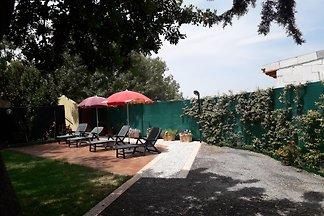 Villa María cerca del mar con wifi