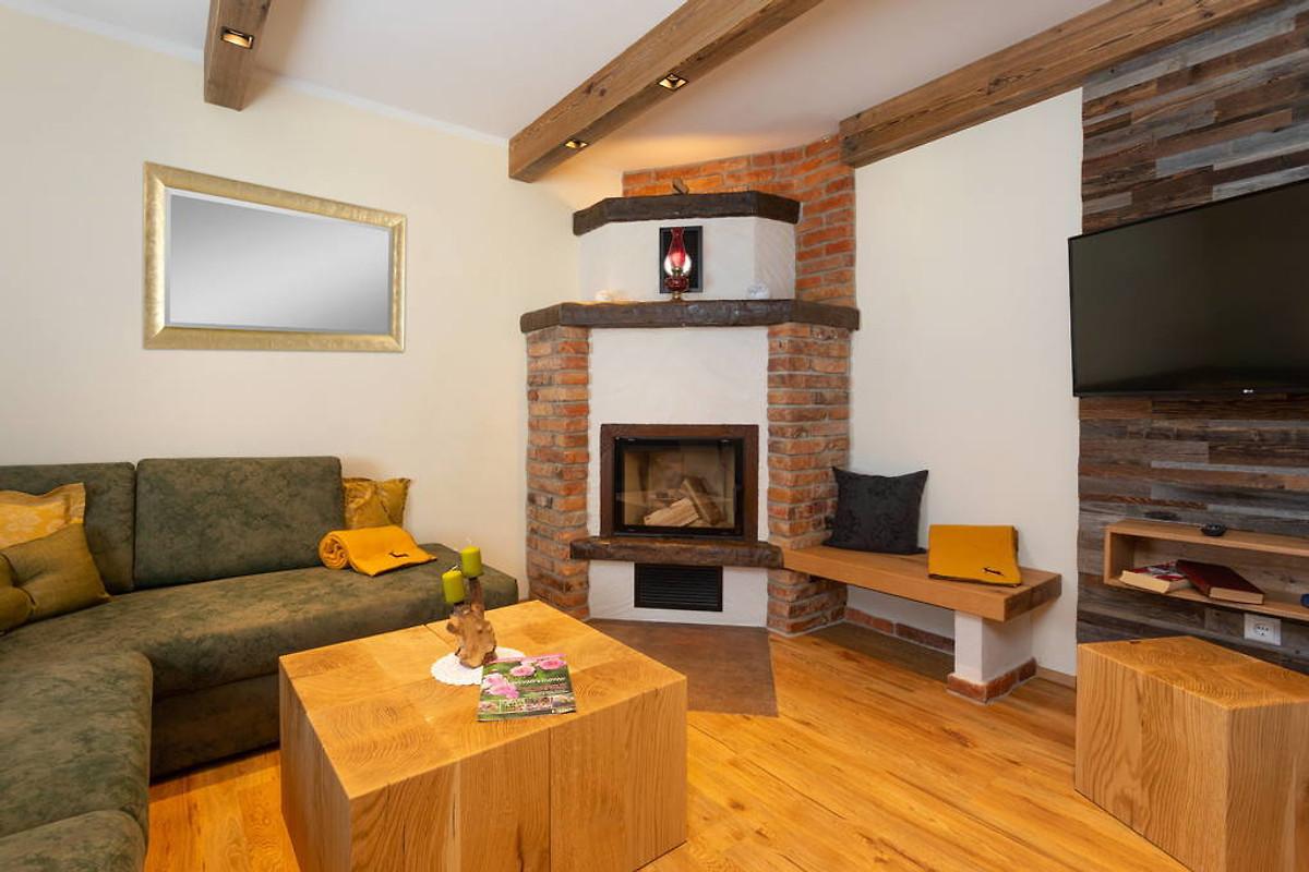Smileys romantisches fluss chalet ferienwohnung in trebesing mieten - Romantisches wohnzimmer ...