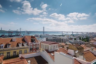 Holiday flat family holiday Lisbon