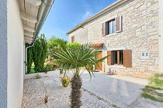 Istryjski kamienny dom