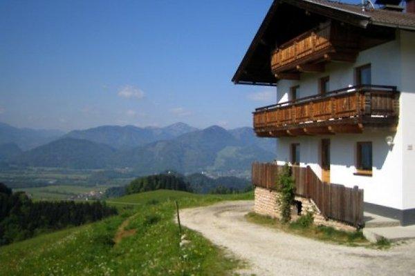 Berghütten-Vermietung  à Walchsee - Image 1