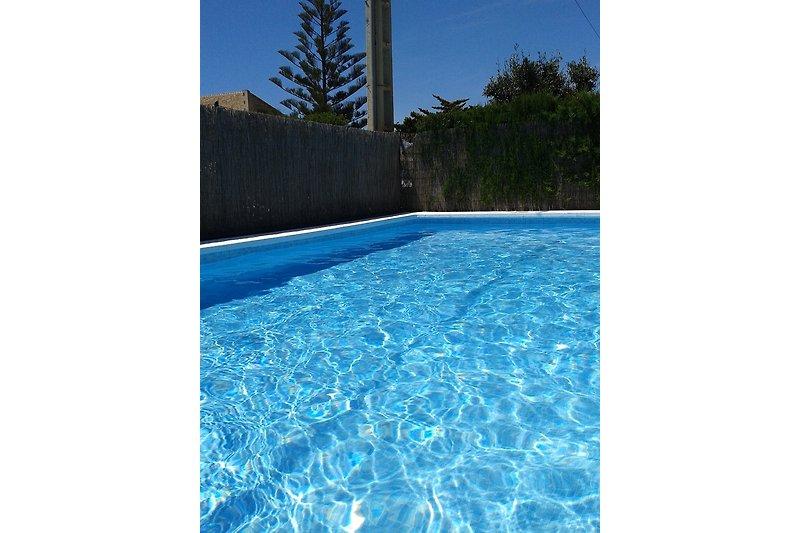 Pool 5,40x3x1meter