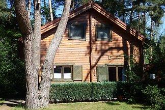 Holzblockhaus Reiher