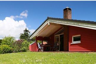 Ferienhaus MYSIG mit Kamin und WLAN