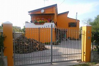 Zonnig huis Tropea casavacanzerelax