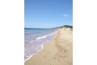 Villa ENA au bord de la mer+piscine