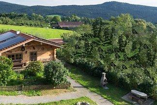 Holzblockhäuser Bayerischer Wald