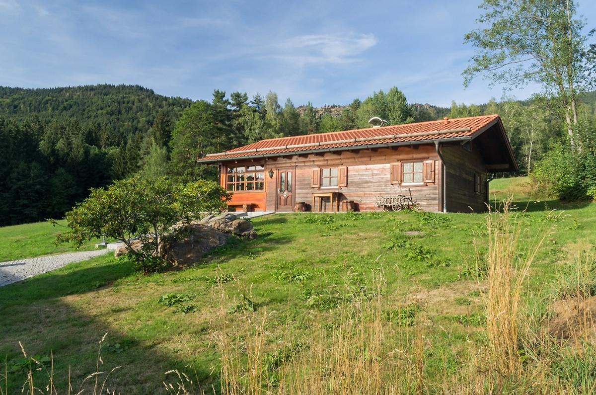 holzblockh user bayerischer wald ferienhaus in bad k tzting mieten. Black Bedroom Furniture Sets. Home Design Ideas