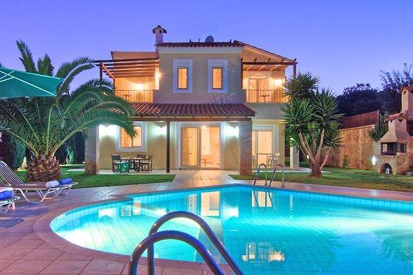 Gerani Villas - Villa A à Gerani - Image 1