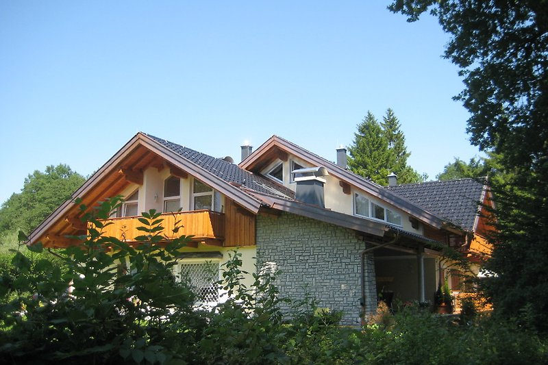Ferienhaus Villa-Wallersee
