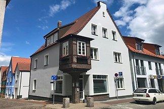 Müritz-Apartment mit Erker in Waren