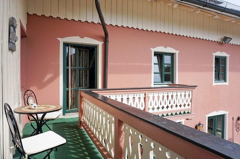 Ferienwohnung im ersten Stock