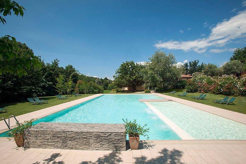 Wellness Pool Panorama