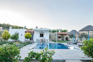Villa Thalia,swimming pool,Pitsidia