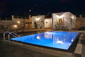 Villa Thalia, Schwimmbad, Pitsidia