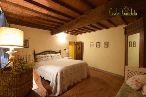 Country house in Tuscany in Castelfranco di Sopr - Bild 1
