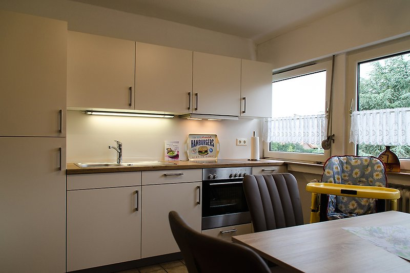 Küche Oberwohnung