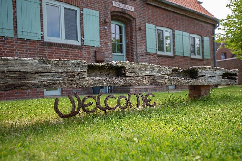Willkommen im Zollhaus