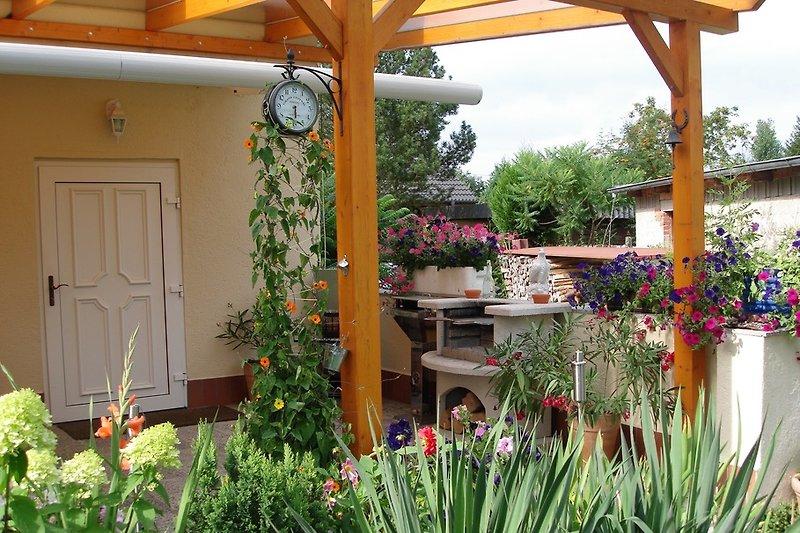 Ferienhaus Ansicht 2