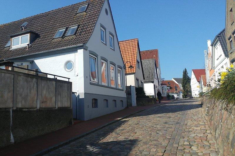 Der Dehnthof-eine der ältesten Straßen in Kappeln