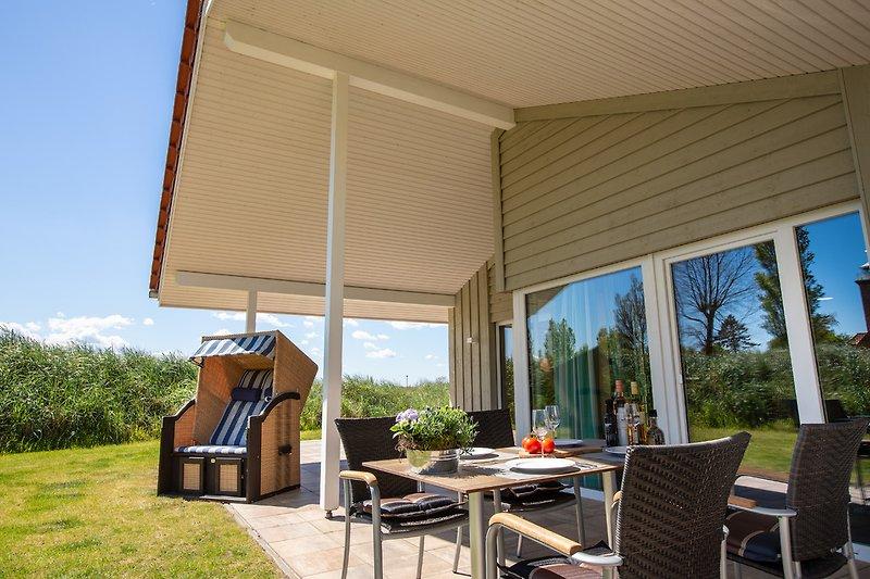 Sonnen-Terrasse - Typ G plus