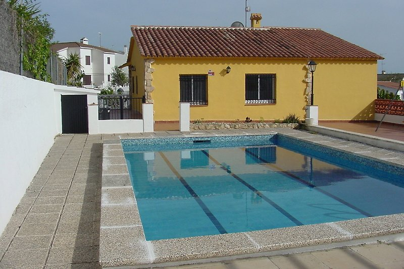 Spanien Ferienhaus mit Pool