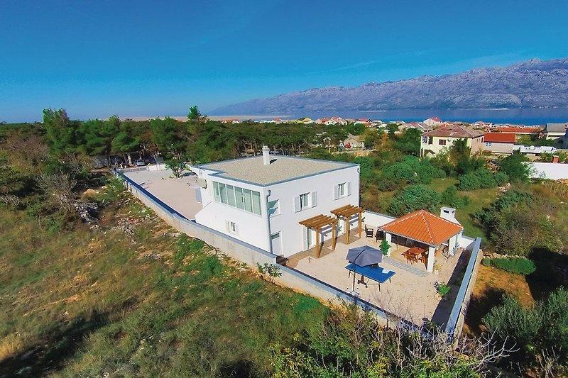 Ferienhaus La Pieda mit privatem Pool