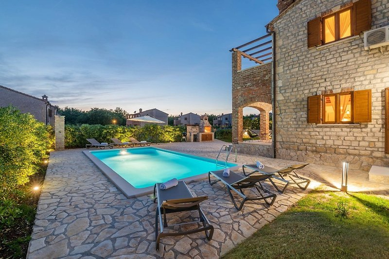 Villa Paradis 6 im Paradis Resort