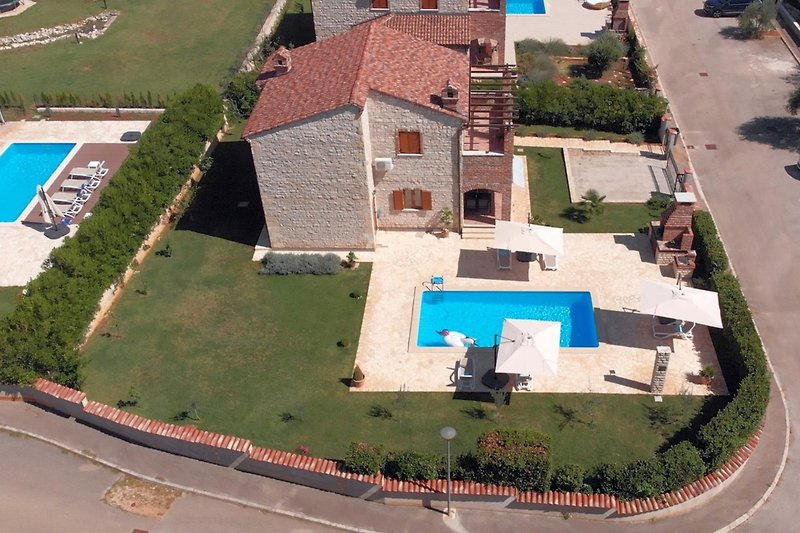 Villa Valerie mit eigenem Pool