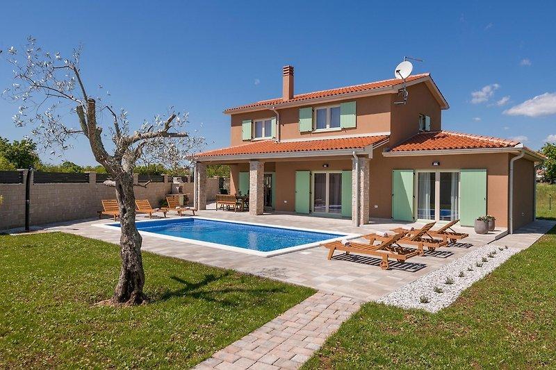 Villa Matea mit eigenem Pool